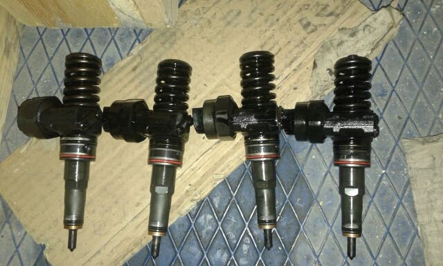 Inyectores motor