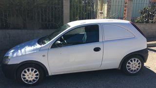 Opel corsa comercial