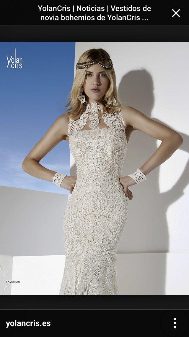 vestido novia yolan-cris de segunda mano por 2.000 € en picanya en