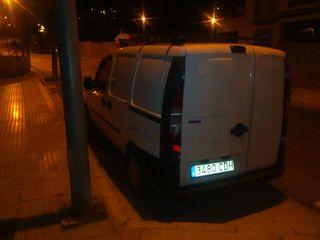 Fiat Doblo 2001