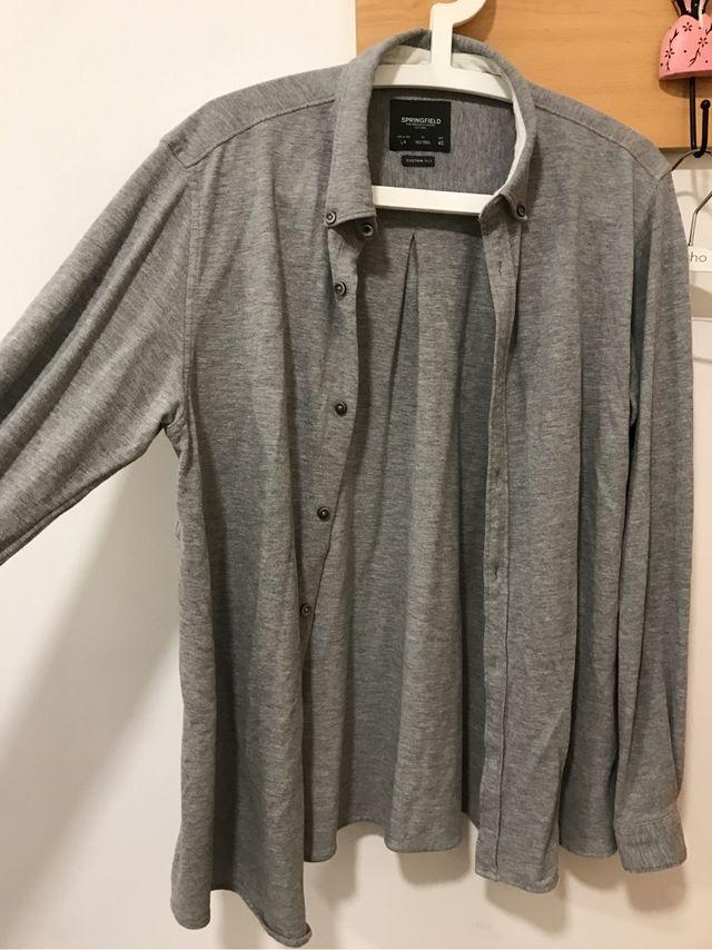 Camisa hombre talla M marca Springfield
