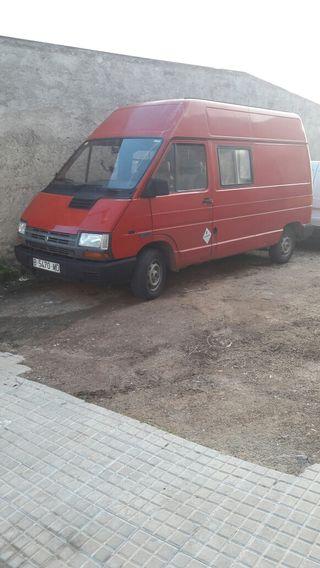 Renault tráfic