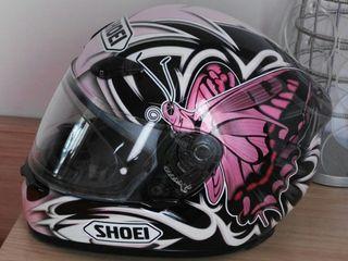 Casco Moto mujer shoei