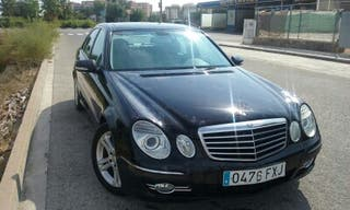 Mercedes-benz Clase E 2008