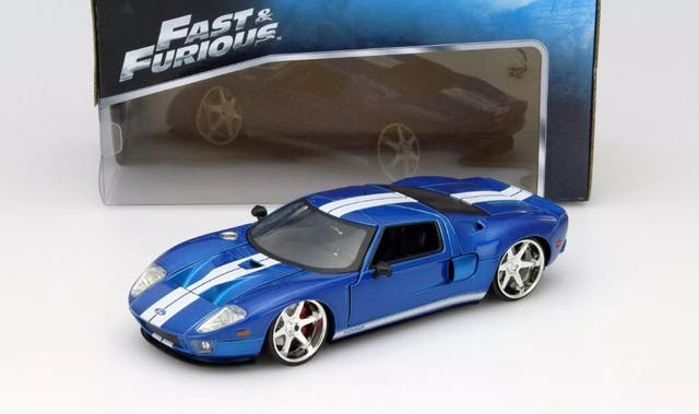 Coches fast and furious