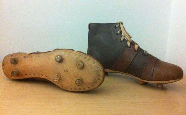 Botas de 1900-1930 de fútbol. Pre Adidas de segunda mano por 125 ... a2d1a74231407