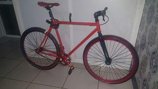 Bicicleta fixie (cambio)