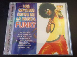 Los Mayores Exitos De La Musica Funky