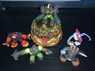 Gormitis- Altar + figuras