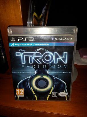 "Tron ""Evolution"" PS3."