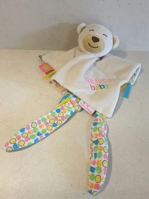 Trapo de apego para bebes