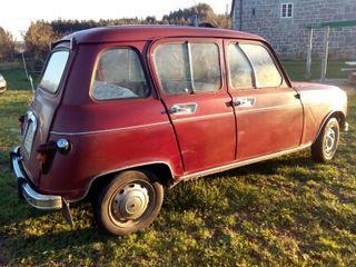 Renault cuatro l 1974
