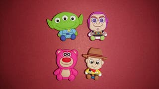 PINS Charms Toy Story Bebes Zapatos Crocs