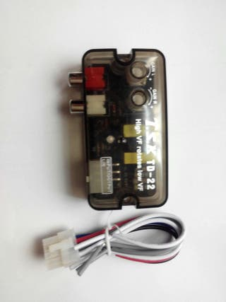 Adaptador para radios sin rca