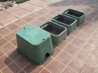 Trapas verdes jardineria