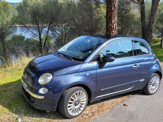 Fiat 500 con GLP