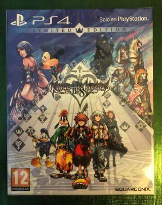 Kingdom Hearts HD 2.8 Final Chapter Ed. Limitada