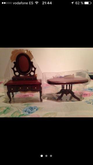 Muebles miniatura casa mu ecas de segunda mano por 5 en for Muebles de segunda mano en cadiz