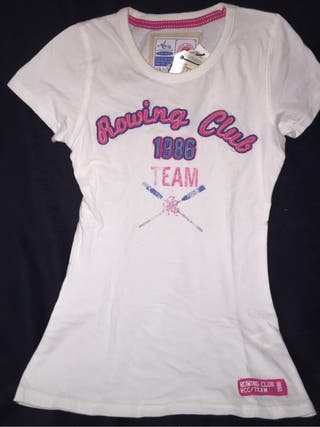 Camiseta Chica NUEVA T.38