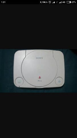 ps1 playstation one.