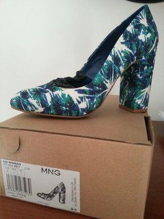 Zapatos mujer Mango