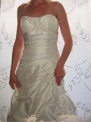vestido de novia de segunda mano en sant boi de llobregat en wallapop