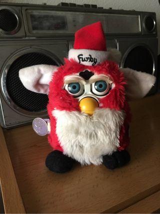 Furby papa noel 2000