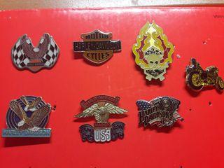 Pins Harley Davidson