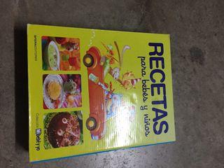 Libros d recetas