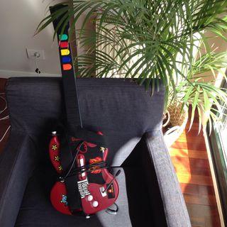 Guitarra guitar hero PStation
