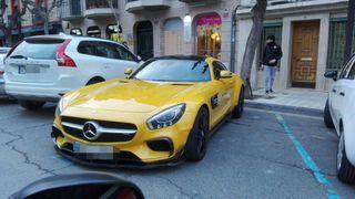 Mercedes-Benz SLS 2012