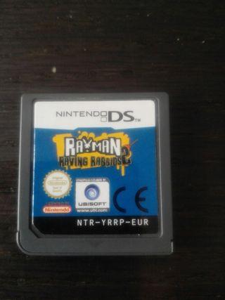 RAIMAN RAVING RABBIDS 2-NINTENDO DS