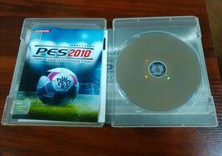 PRO EVOLUTION SOCCER 2010 - PES 2010 - SONY PS3