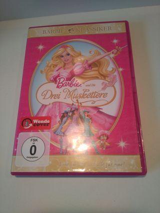 dvd barbie alemán/ ingles