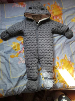 bebe mono a estrenar con etiqueta talla 3-6 mes.