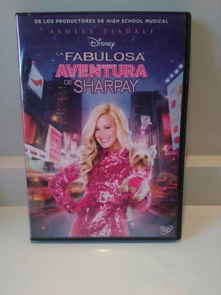 dvd la fabulosa aventura sharpay