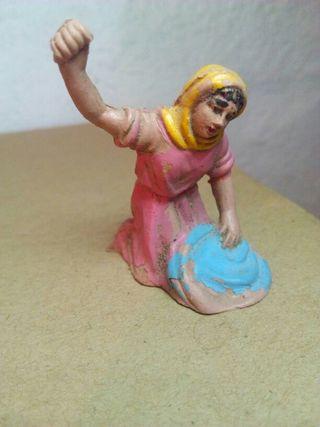 antigua figura para el belen
