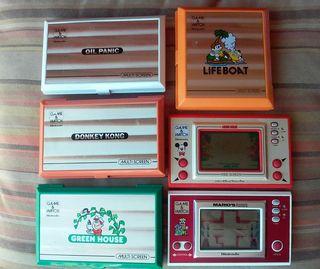 Consolas Nintendo Game & Watch