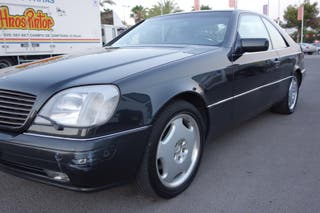 Mercedes-Benz CL Coupe 1996