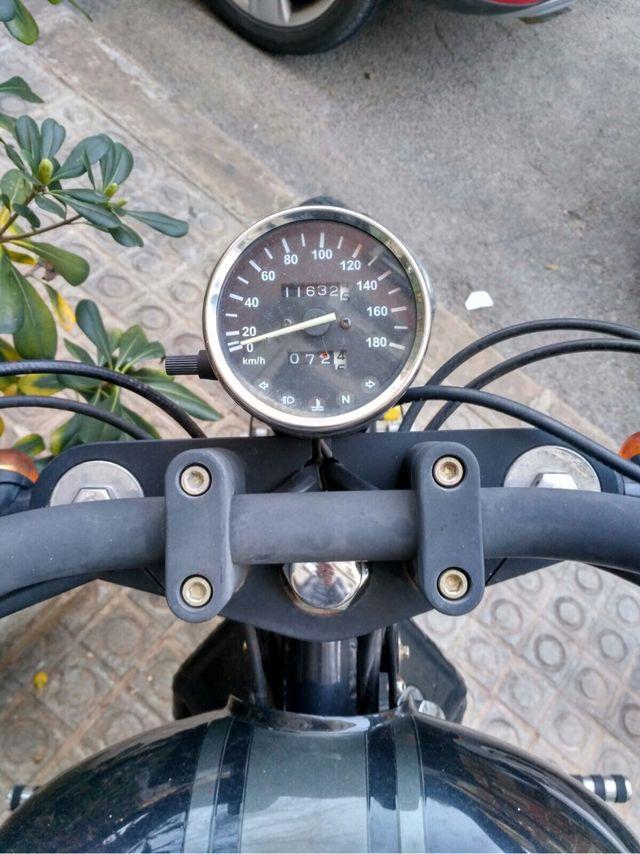 Moto Leonart Daytona 125