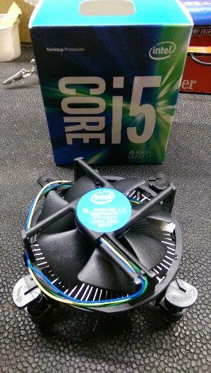 Ventilador de procesador Intel lga1151