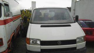despiece Volkswagen Transporter 1995