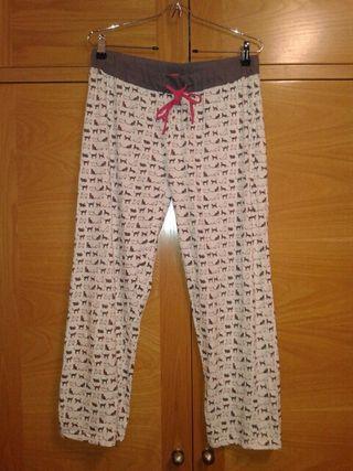 Pantalón pijama gatos