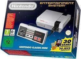 Nintendo classic mimi