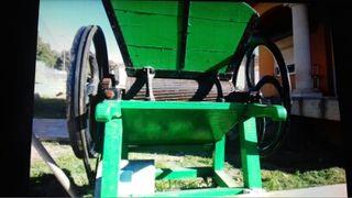 Máquina para hacer vino