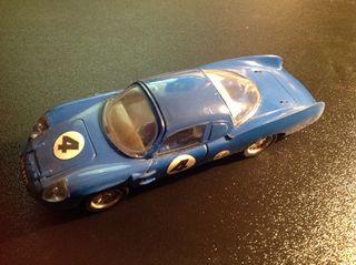Alpine Renault C1 exin British Pat.