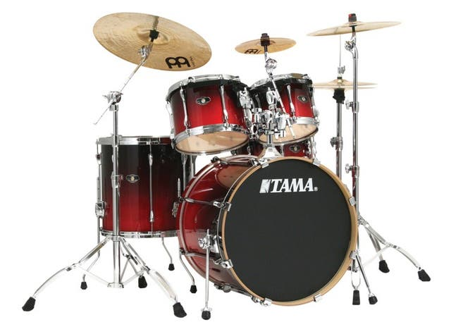 TAMA Superstar Custom 5 piezas