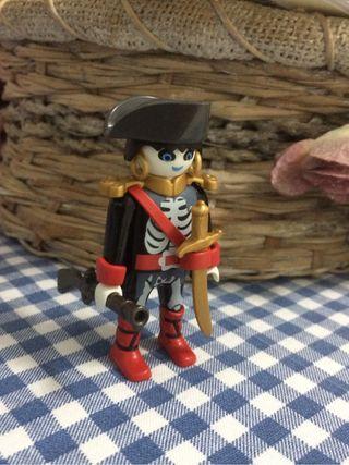 Pirata especial brilla playmob