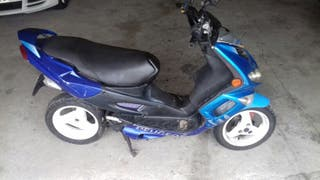 Peugeot 50 speed fighter 2 50 azul