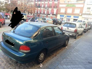 Hyundai Accent bajo consumo